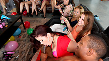 Bachelorette Loft Party 2