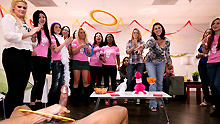 Christie&#039;s Bachelorette Party from Dancing Bear  3